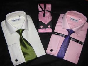 camisas para colleras y cuello paloma.