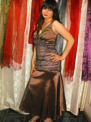 vestidos fiestas se arriendan 89581664 mucha variedad tallas xxl