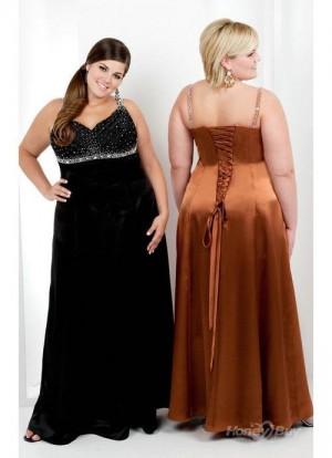 vestidos de fiesta en tallas especiales para eventos