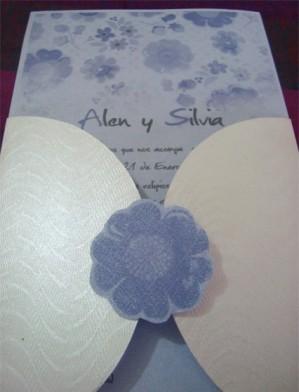 partes de matrimonio hermosos, personalizados para tu boda!