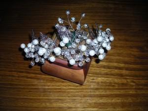 cintillos, tiaras y tocados para novias