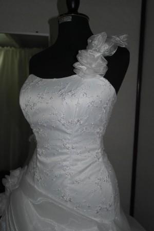 confeccion de vestidos de novia a medida