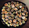 sushi a pedido para casamiento bautizo cumpleaños celebraciones etc